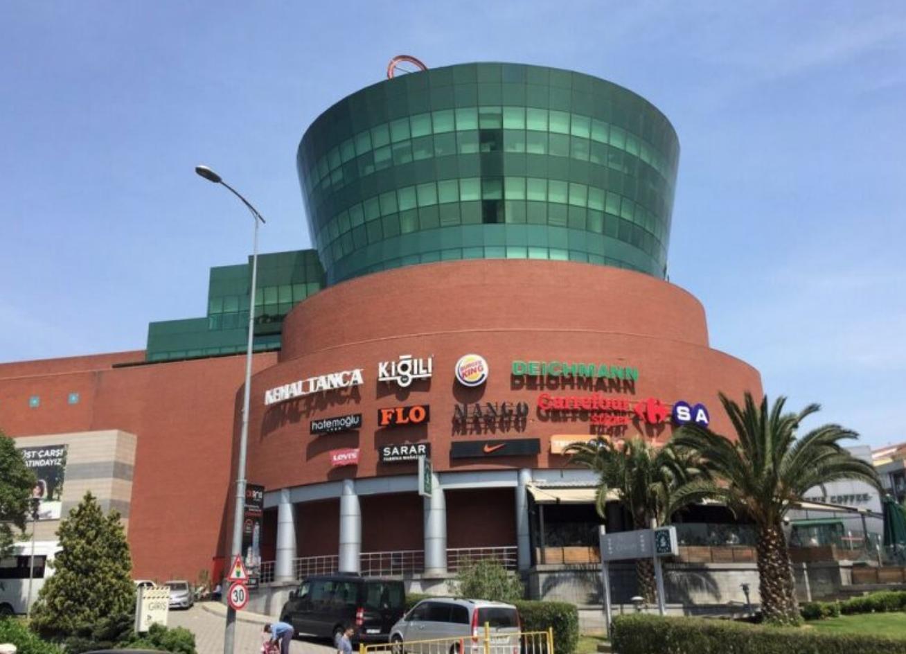 Торговый центр Oliviuм (Оливиум) в Стамбуле