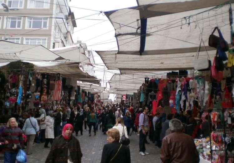 Рынок Чаршамба (Çarşamba Pazarı)