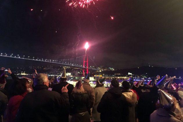Что делать на новый год в Стамбуле