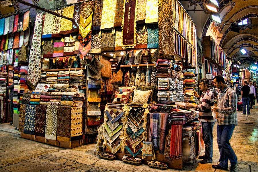 Лучшие места для шопинга в Стамбуле
