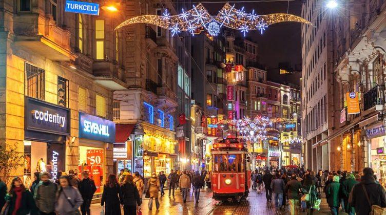 Отдых на новый год в Стамбуле