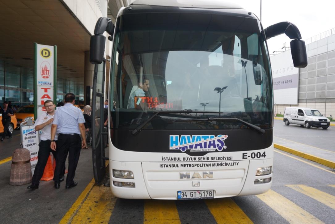 Как самостоятельно доехать из нового аэропорта Стамбула в город