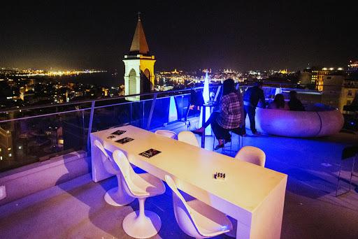 Клуб-ресторан 360 Istanbul в Таксиме