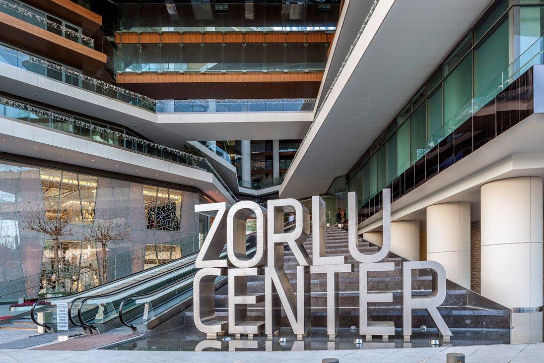 Zorlu centre (Зорлу в Стамбуле)