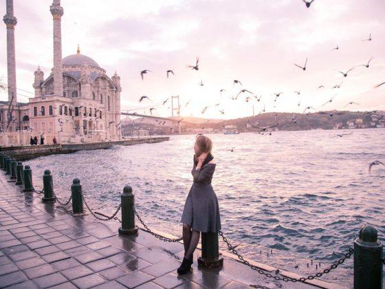 Мечеть Ортакей фотосессия