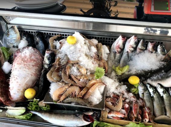 Рыбный ресторан By Kinyas Restaurant