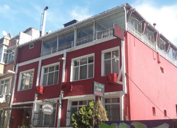 Рыбный ресторан Sultanahmet Ottoman Fish Terrace House