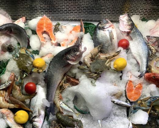 Рыбный ресторан Fish Home Ahhirkapı restaurant