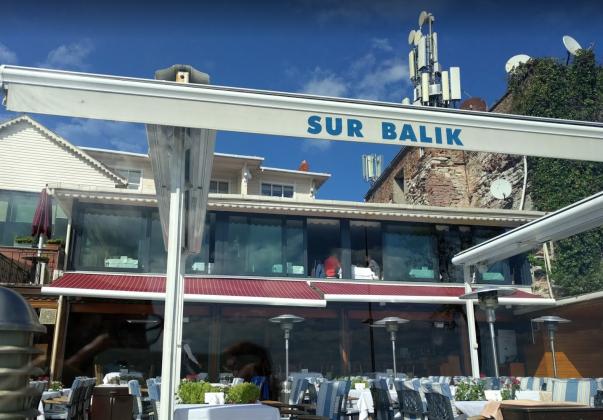 Рыбный ресторан Sur Balik Sarayburnu