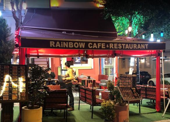 Рыбный ресторан Rainbow Fish & Meat Restaurant