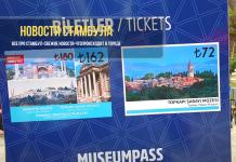 Изменения в музейной карте Стамбула