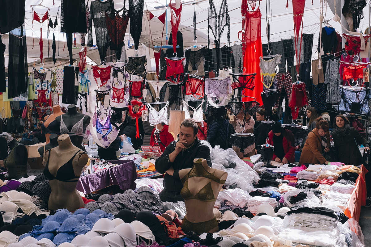 Где недорого купить одежду в Стамбуле