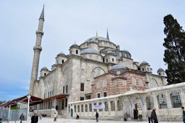 Мечеть Фатиха в Стамбуле