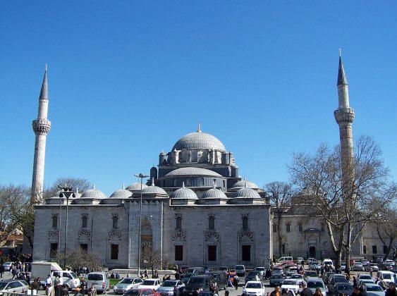Мечеть Баезид (Bayezid Camii)