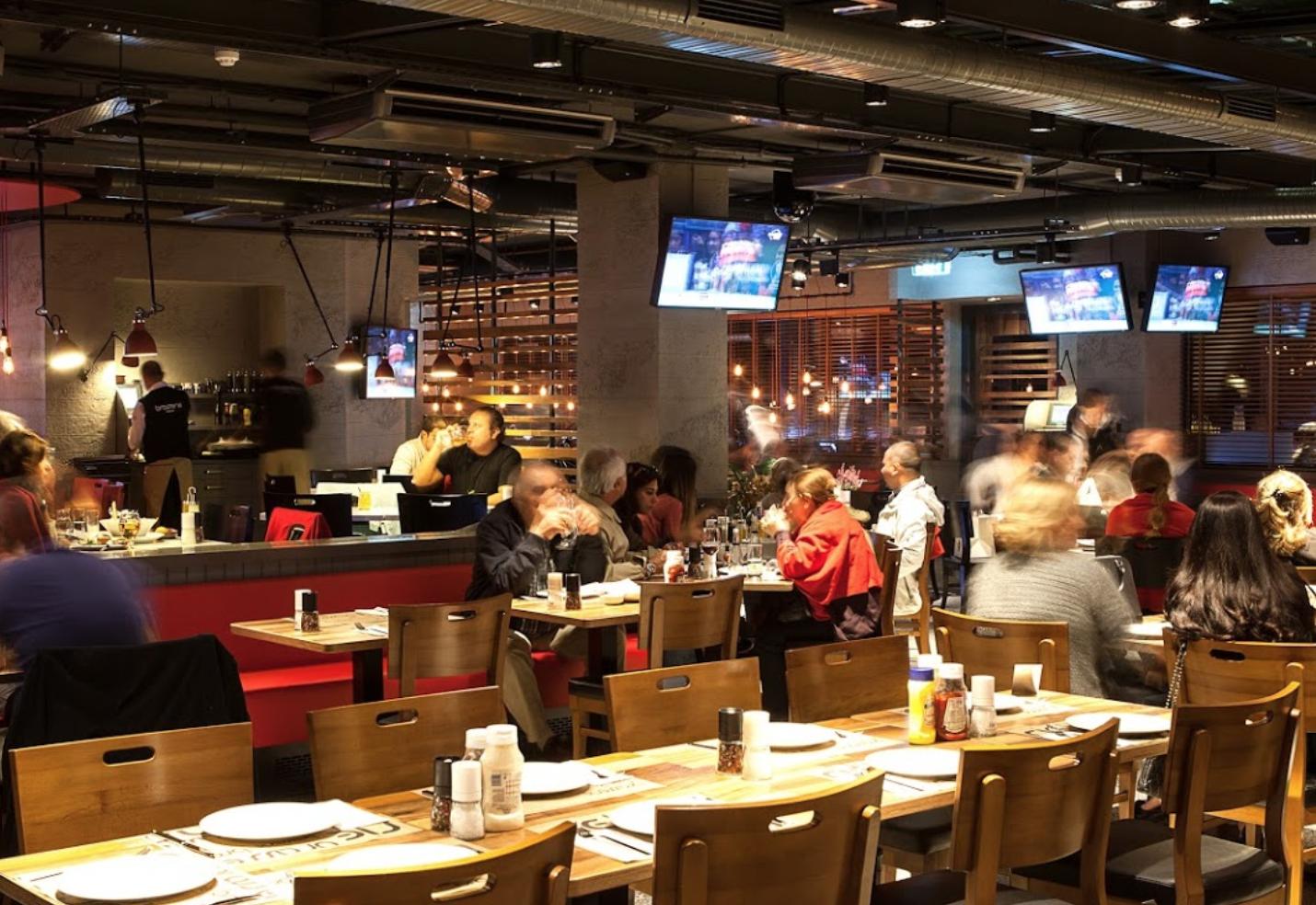 Ресторан Brasserie Polonez в Стамбуле
