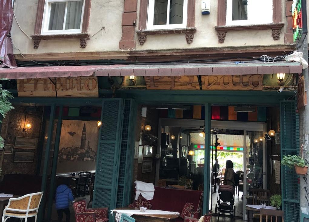 Кафе Privato в Стамбуле