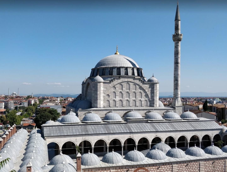 Мечеть Михримах-Султан в Стамбуле