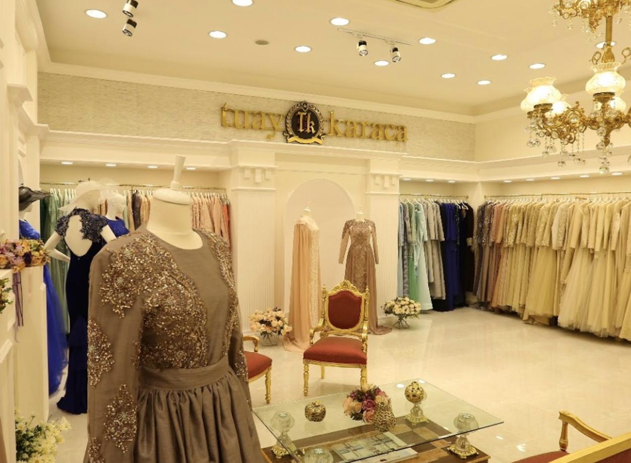 Свадебное платье в Стамбуле