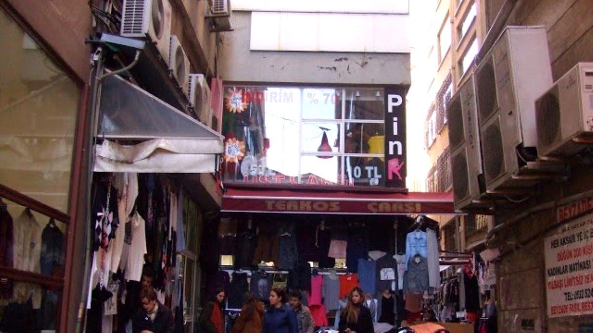 Где продается недорогая одежда в Стамбуле