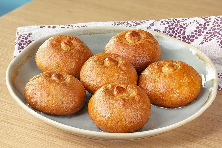 Печенье Шекерпаре (Şekerpare)