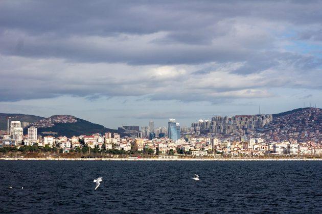 Район Малтепе в Стамбуле