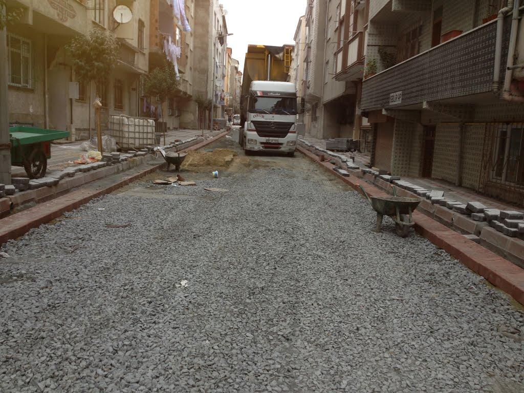 Район Султангази в Стамбуле