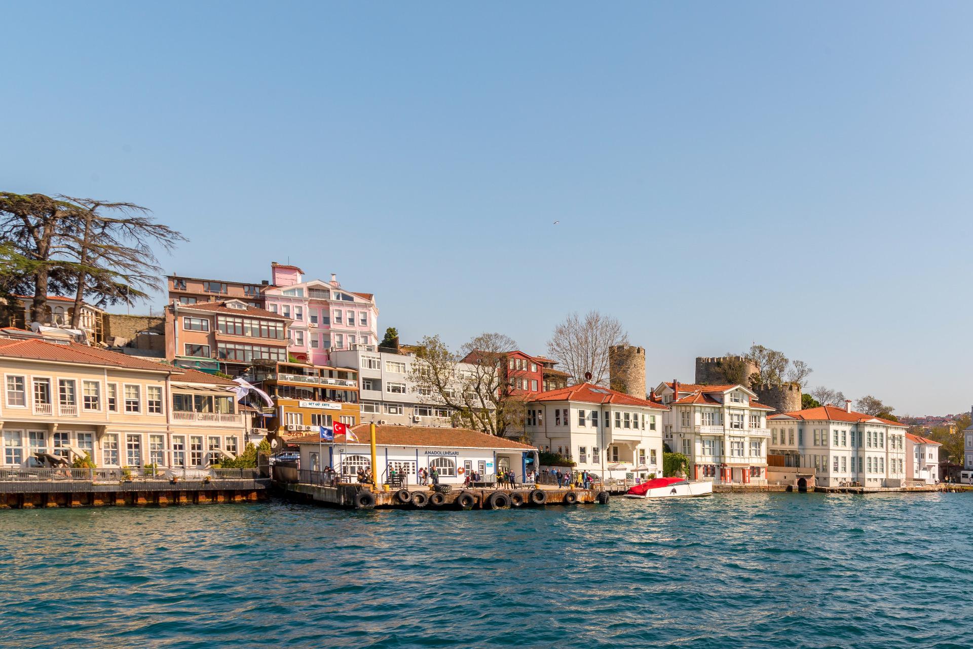Район Бейкоз в Стамбуле