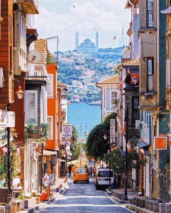 Район Арнавуткёй в Стамбуле