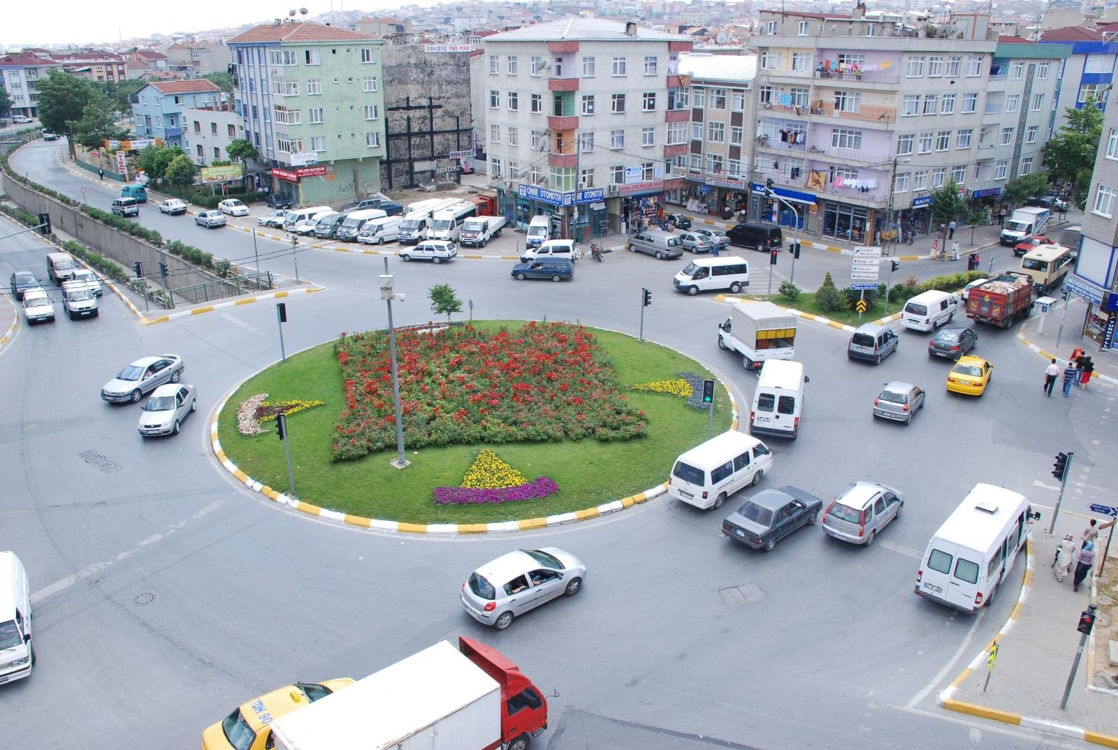 Район Багджылар в Стамбуле