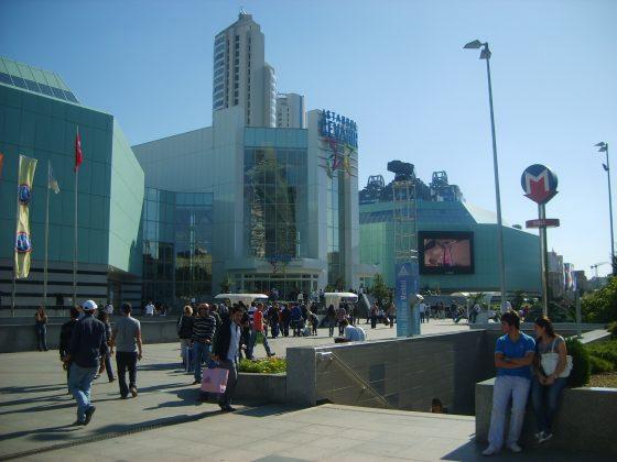Район Шишли в Стамбуле