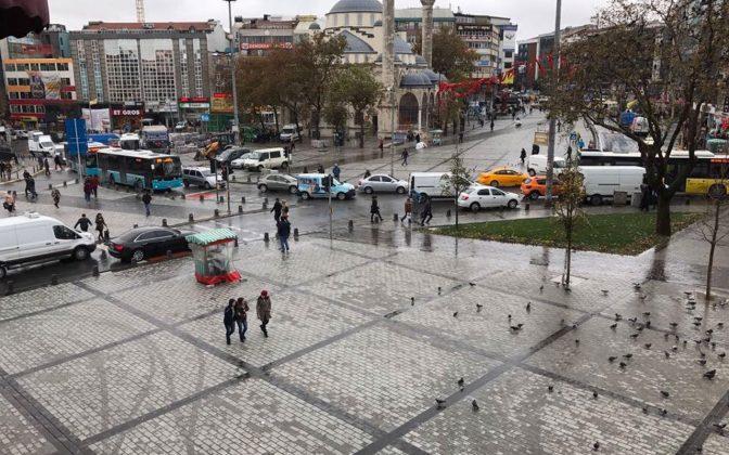 Район Газиосманпаша в Стамбуле