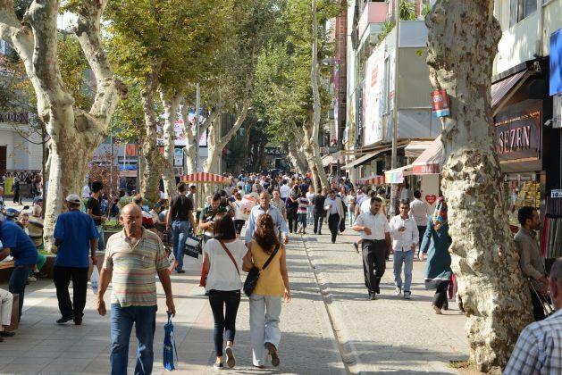Район Пендик в Стамбуле