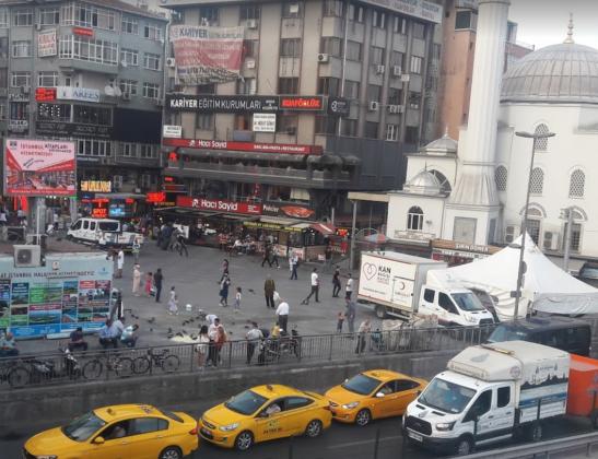 Район Бахчелиэвлер в Стамбуле