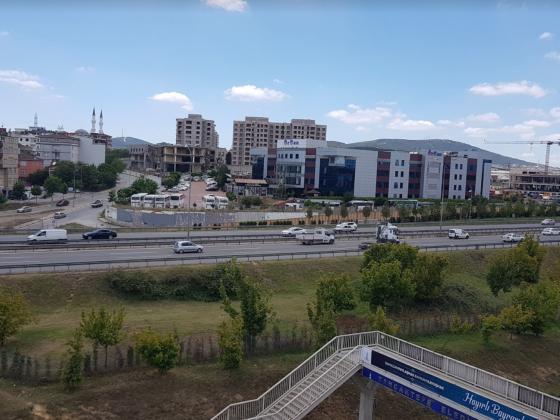 Район Санджактепе в Стамбуле