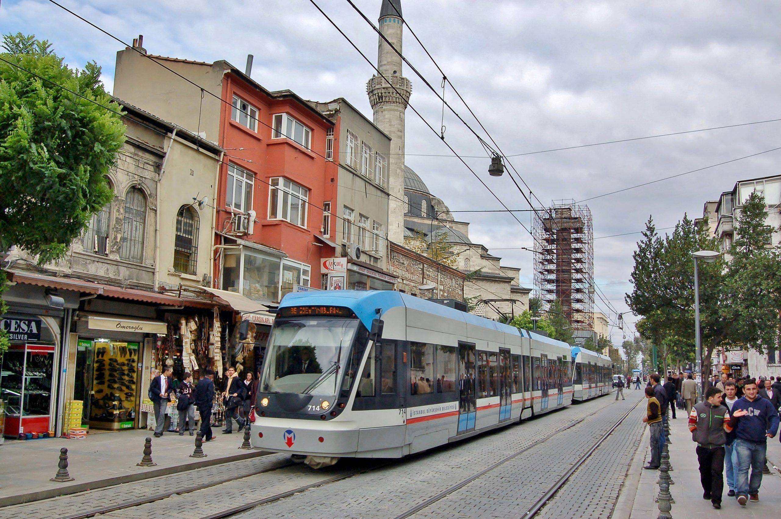 Трамвай Т1
