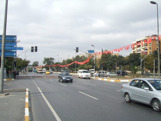 Район Байрампаша в Стамбуле
