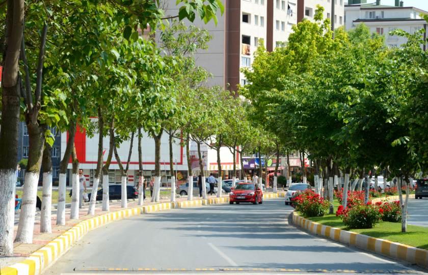 Район Бейликдюзю в Стамбуле