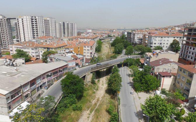 Район Кючюкчекмедже в Стамбуле