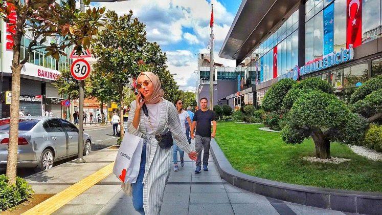 Район Бакыркёй в Стамбуле