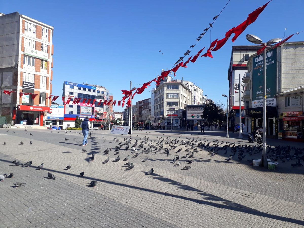 Район Эсенлер в Стамбуле