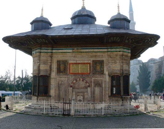 Фонтан Ахмеда III