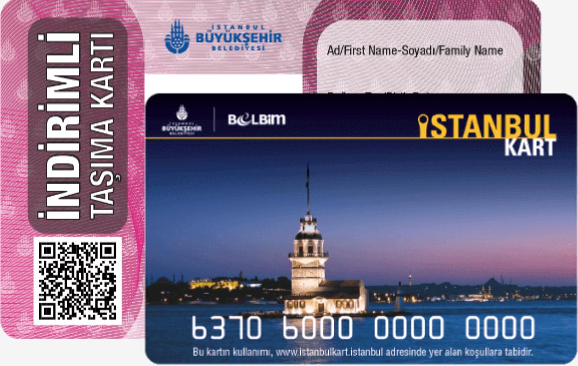 İndirimli Istanbulkart