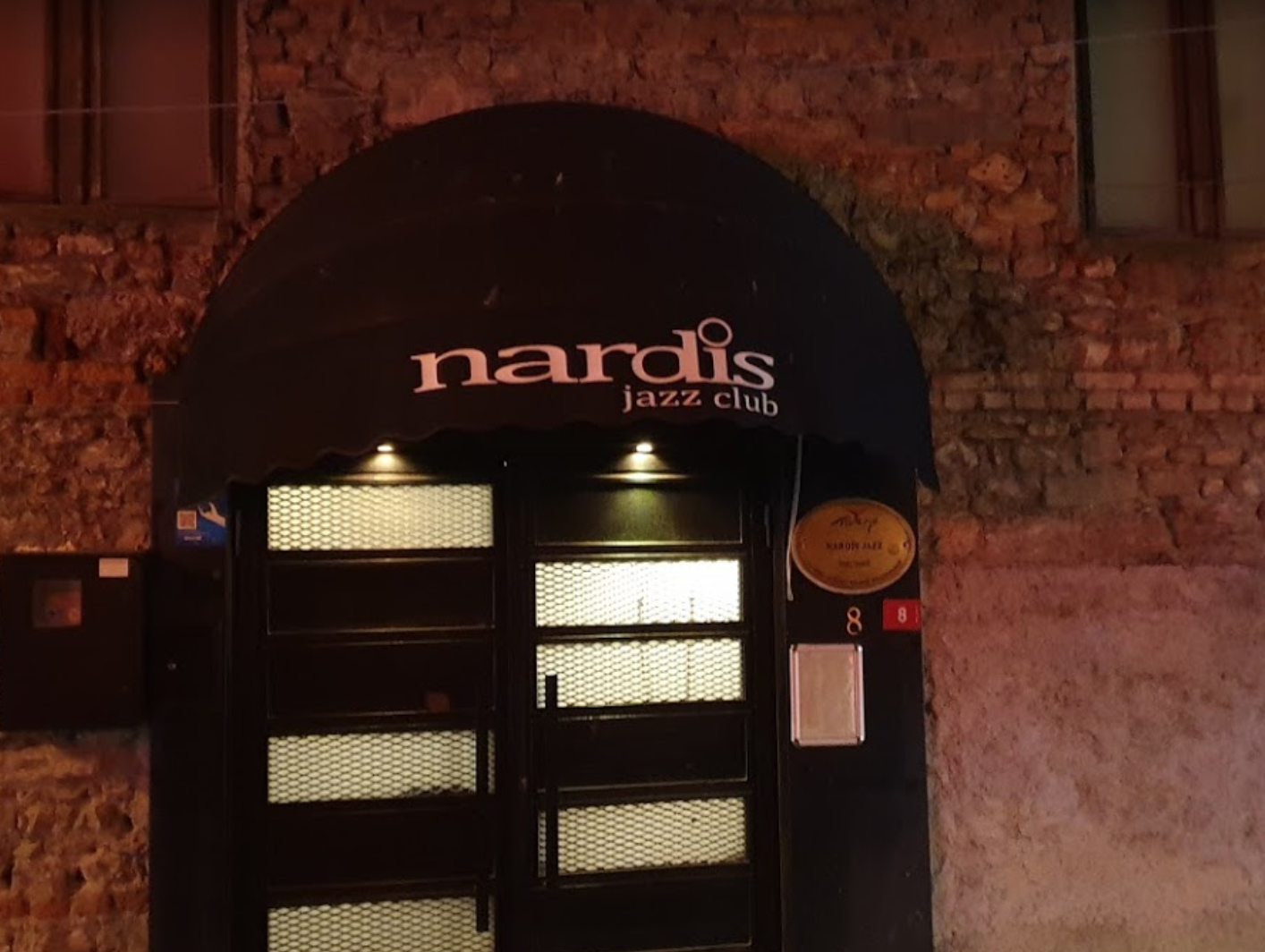 Nardis Jazz Club в Стамбуле
