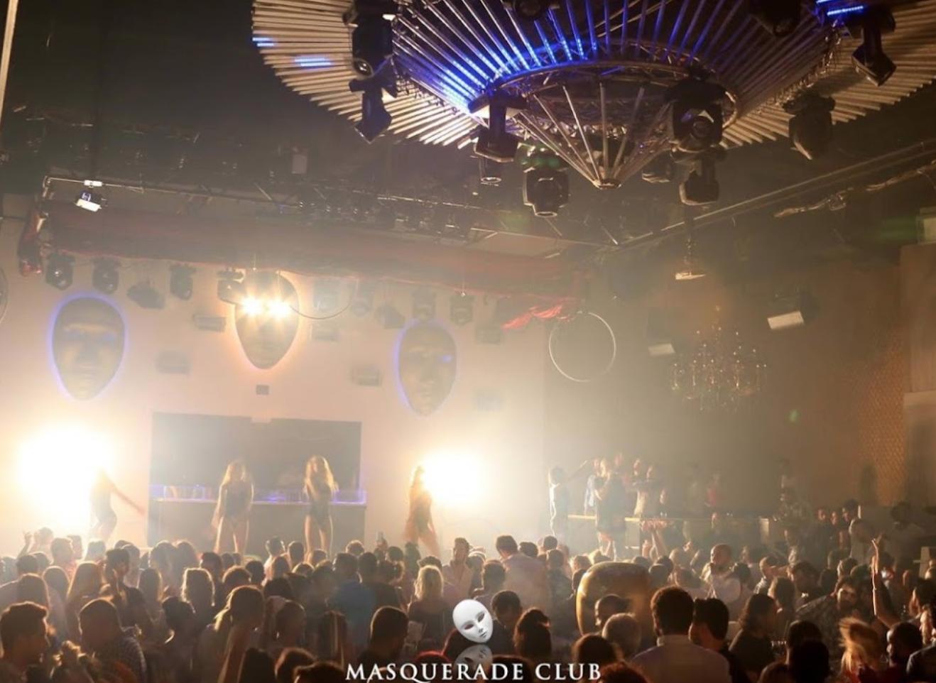 Masquerade Club в Стамбуле