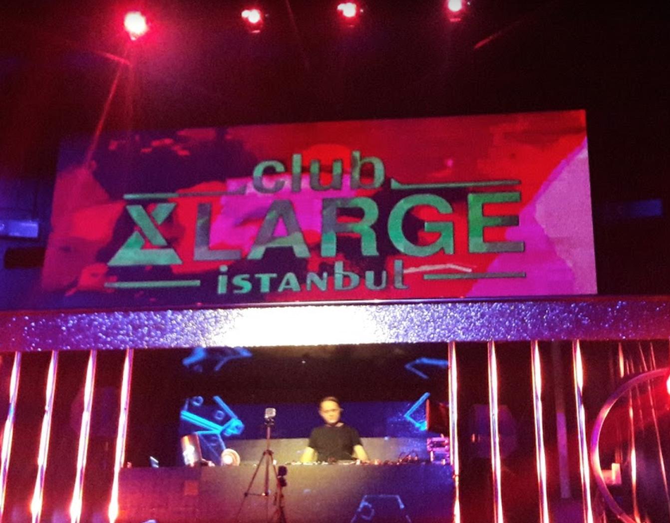Xlarge Club Istanbul в Стамбуле
