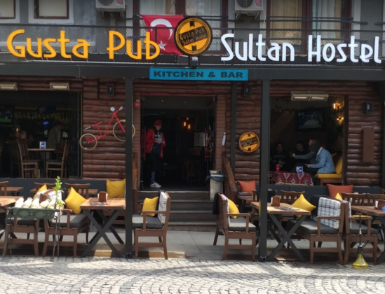 Gusta Pub в Стамбуле