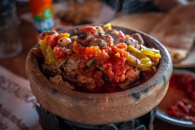 Testi Kebab в Стамбуле