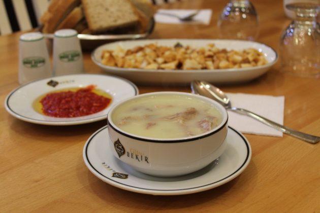 Суп в Стамбуле