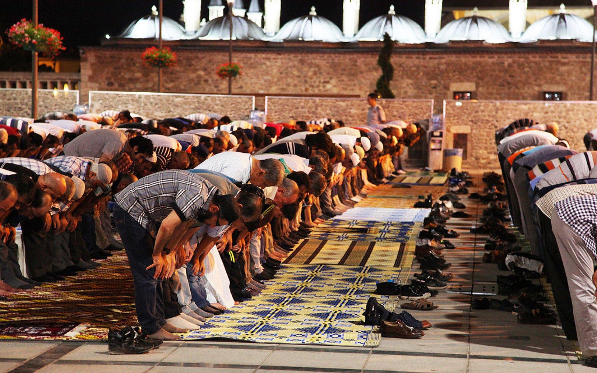 Рамадан в Стамбуле
