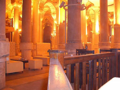 Цистерна Филоксена в Стамбуле